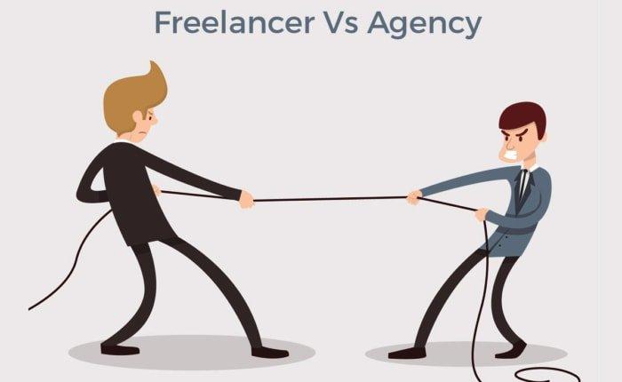 Agencies vs Freelancers