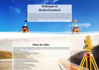 Hydro2Geotech