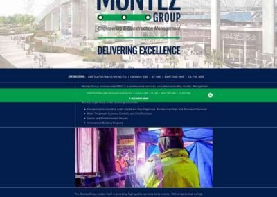 Montez Group Engineeering and Construction Management United States